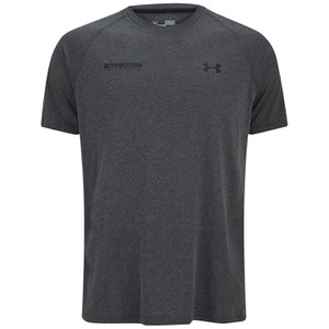 Under Armour® Men's Tech™ T-Shirt -  Carbon Heather/Black