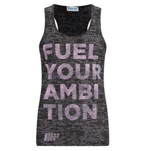 Myprotein Women's Burnout Tank - Black