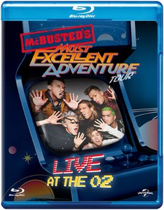 McBusted Most Excellent Adventure Tour – Live At The O2