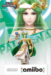 amiibo Super Smash Bros Collection Palutena