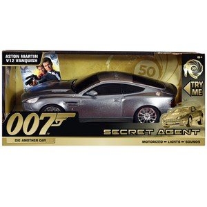 Secret Agent L&S Die Another Day