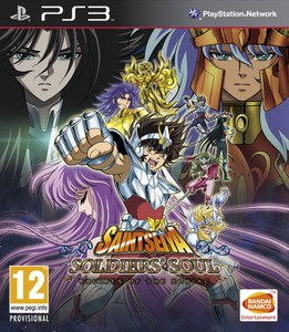 Saint Seiya- Soldiers' Soul: Knight of the Zodiac