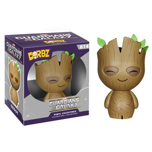 Marvel Guardians of the Galaxy Groot Vinyl Sugar Dorbz Figur