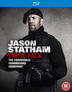 Jason Statham Triple Pack