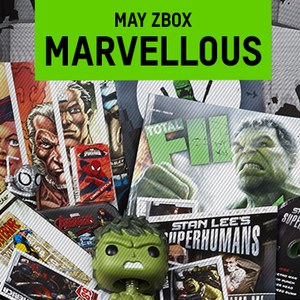 Marvellous ZBOX - May