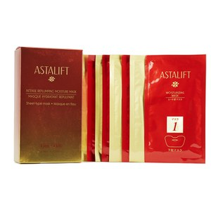 Astalift Intense Re-Plumping Mask Four Pack (4 x 35ml)