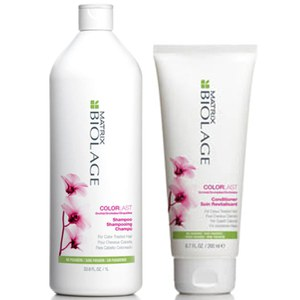 Matrix Biolage ColorLast Shampoo and Conditioner (1000ml and 200ml)