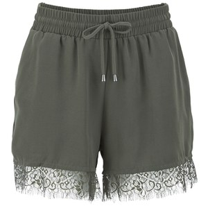 ONLY Women's Miminda Shorts - Gunmetal