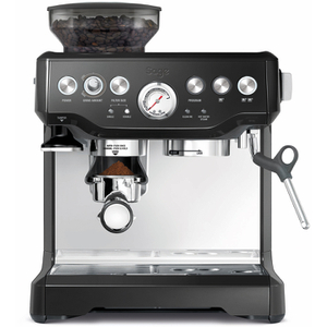 Sage by Heston Blumenthal BES870BSUK Barista Express Bean-to-Cup Coffee Machine - Black