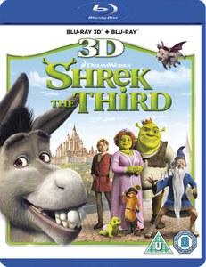 Shrek The Third 3D (Includes 2D Version)