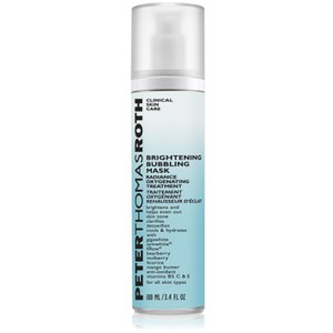 Brightening Bubble Mask de Peter Thomas Roth