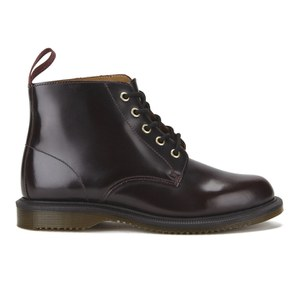 Dr. Martens Women's Emmeline Arcadia 8-Eye Boots - Cherry Red