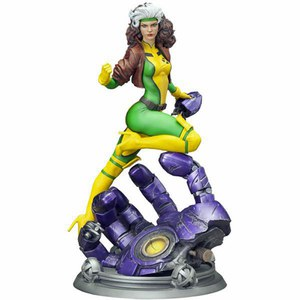 Kotobukiya Marvel X-Men Rogue Danger Room Sessions 1:6 Scale Statue