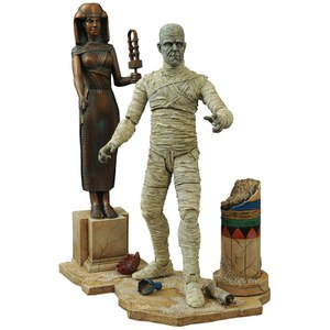 Diamond Select Universal Monsters The Mummy Version 2 Action Figure