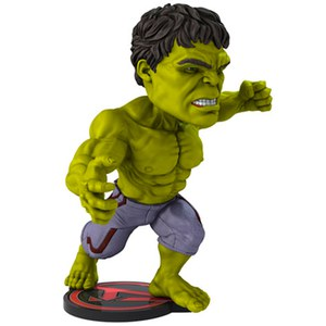 NECA Marvel Avengers Age of Ultron Hulk Extreme Head Knocker