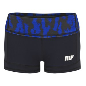 Myprotein FT Athletic Shorts Kvinnor – Blue Structure