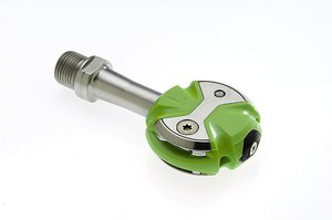 Speedplay Zero Stainless Pedals - Green