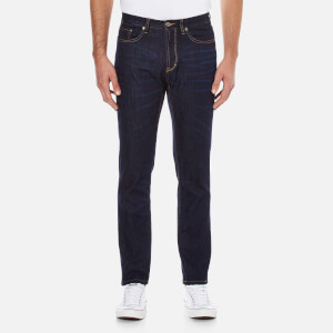 HUGO Men's Regular Fit Jeans - Dark Wash