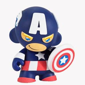 Kidrobot Captain America Munny