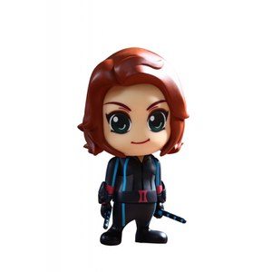 Hot Toys Marvel Avengers Age of Ultron Series 2 Black Widow Cosbaby Collectible Action Figure
