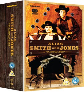 Alias Smith and Jones - Complete Series