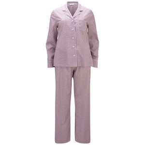 Derek Rose Women's Dixie 2 Pyjama Set - Pink