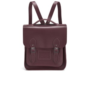 The Cambridge Satchel Company Women's Small Portrait Backpack - Port