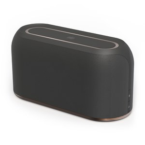 Ministry of Sound Audio L Plus Wireless Hi-Fi Speaker - Charcoal and Copper