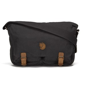 Fjallraven Men's Ovik Shoulder Bag - Black