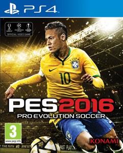 PES 2016 PS4 Pro Evolution Soccer