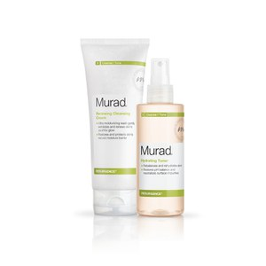 Murad Renewing Cleansing Cream and Hydrating Toner (Worth: £54.00)
