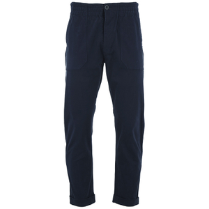 Paul Smith Red Ear Men's Heavy Twill Patch-Pocket Trousers - Navy