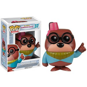 Hanna Barbera Morocco Mole Pop! Vinyl Action Figure