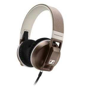Sennheiser Urbanite XL Over Ear Headphones Inc In-Line Remote & Mic - Sand