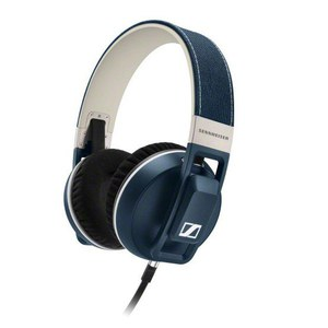 Sennheiser Urbanite XL Over Ear Headphones Inc In-Line Remote & Mic - Denim