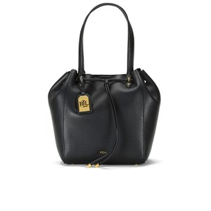 Lauren Ralph Lauren Women's Oxford Tote Bag - Black