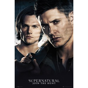 Supernatural Brothers - 24 x 36 Inches Maxi Poster