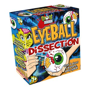 John Adams Gross Science Eyeball Dissection Kit