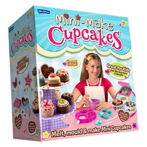 John Adams Mini-Make Cupcakes