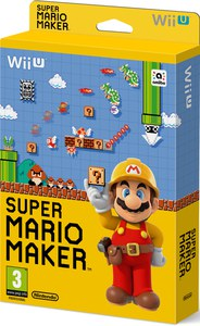 Super Mario Maker - Includes Artbook