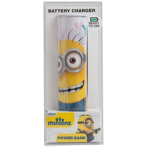 Tribe Minions One in a Minion Portable Power Bank