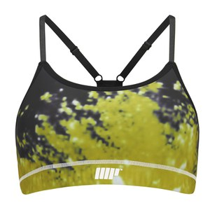 Myprotein Women's Power Bra – Guld