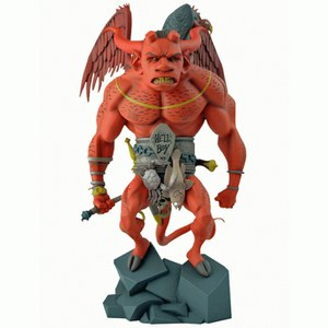 Sideshow Collectibles The First Hellboy Statue