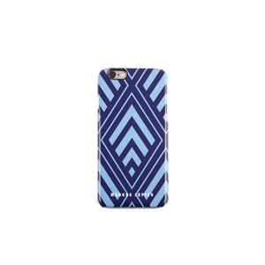 Markus Lupfer Women's Smacker Lip iPhone 6 Case - Black/Blue
