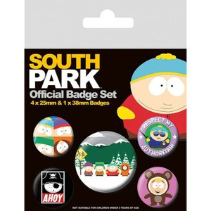 South Park - Badge Pack