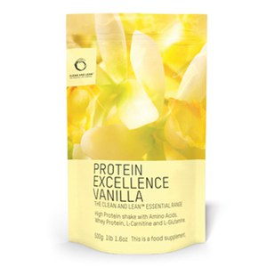 Clean and Lean Protein Excellence Vanilla