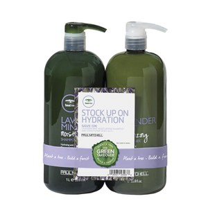 Paul Mitchell Lavender Mint 1000ml Duo (Worth £71.45)