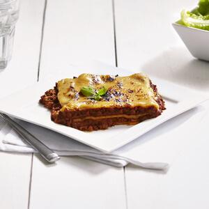 Exante Diet Box of 7 Beef Lasagne