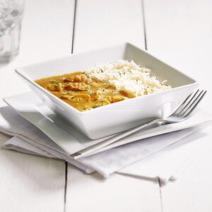 Exante Diet Box of 7 Chip Shop Chicken Curry with Rice