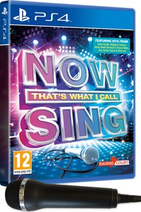 NOW That's What I Call Sing -Includes Microphone